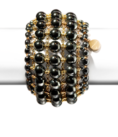 Caged Hebe Cuff