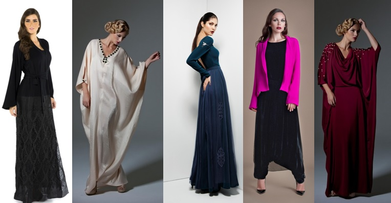 Haute Arabia Fashionable And Modest Looks For Fall The Fashion Orientalist