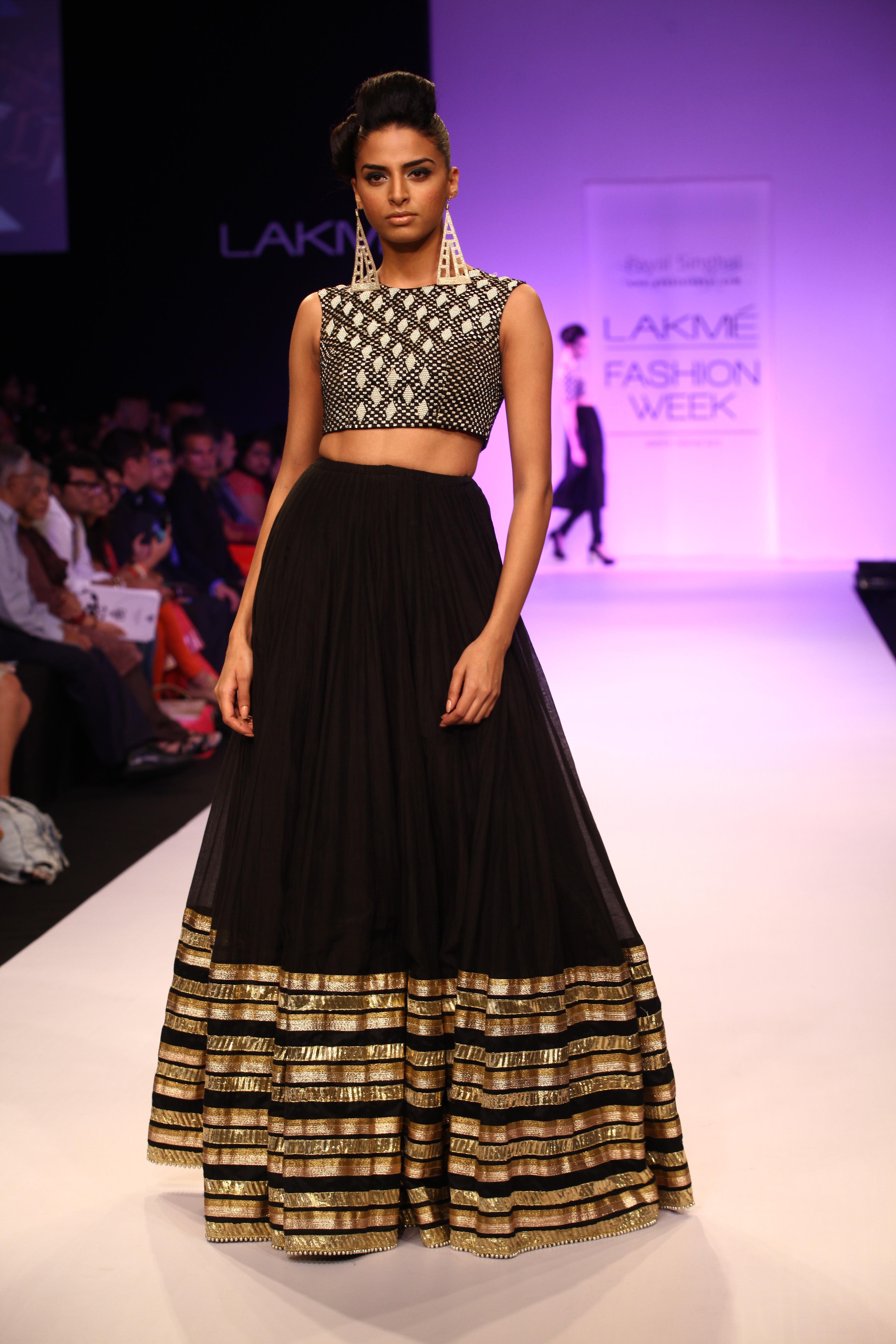 Payal Singhal - Samia Lehnga