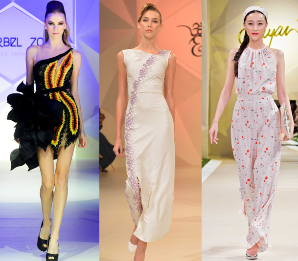 Charbel Zoe, Endemage, Zayan The Label - Fashion Forward Dubai Season 2