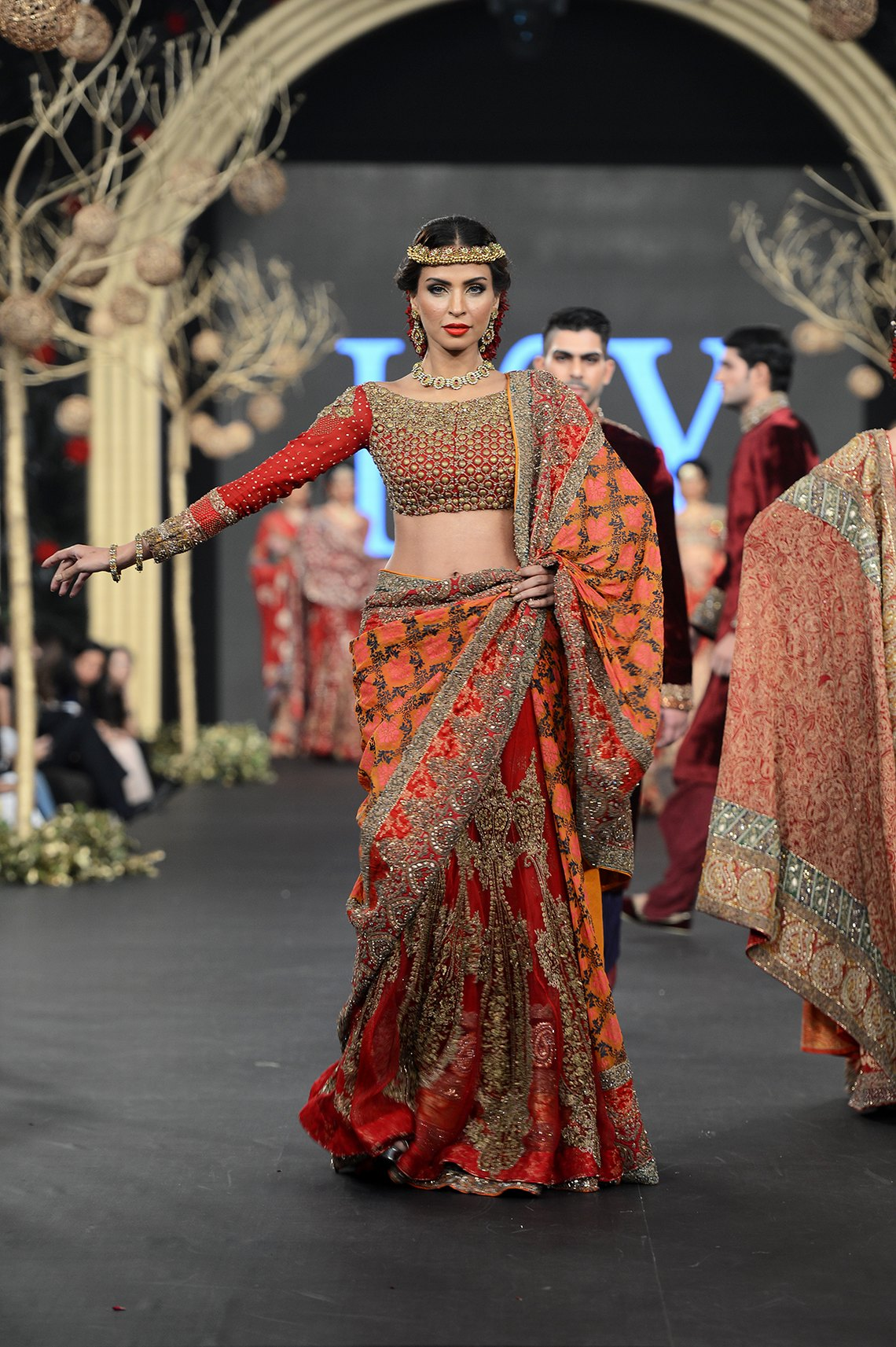 HSY, The PFDC L'Oreal Paris Bridal Fashion Week