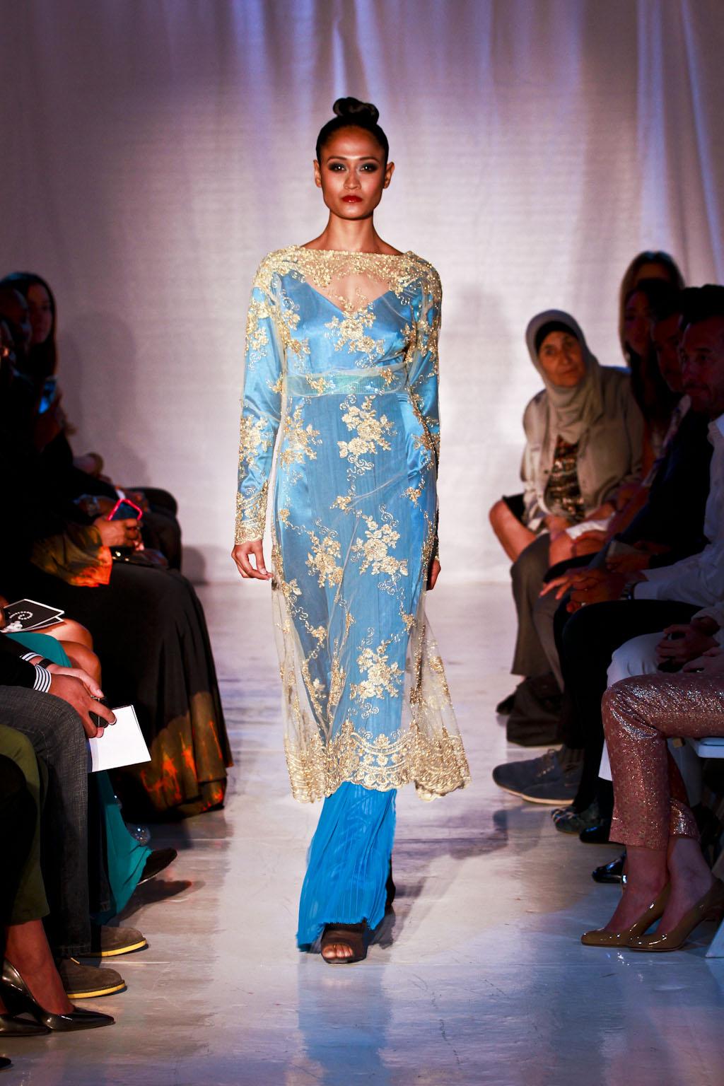 Nahda Designs NYFW