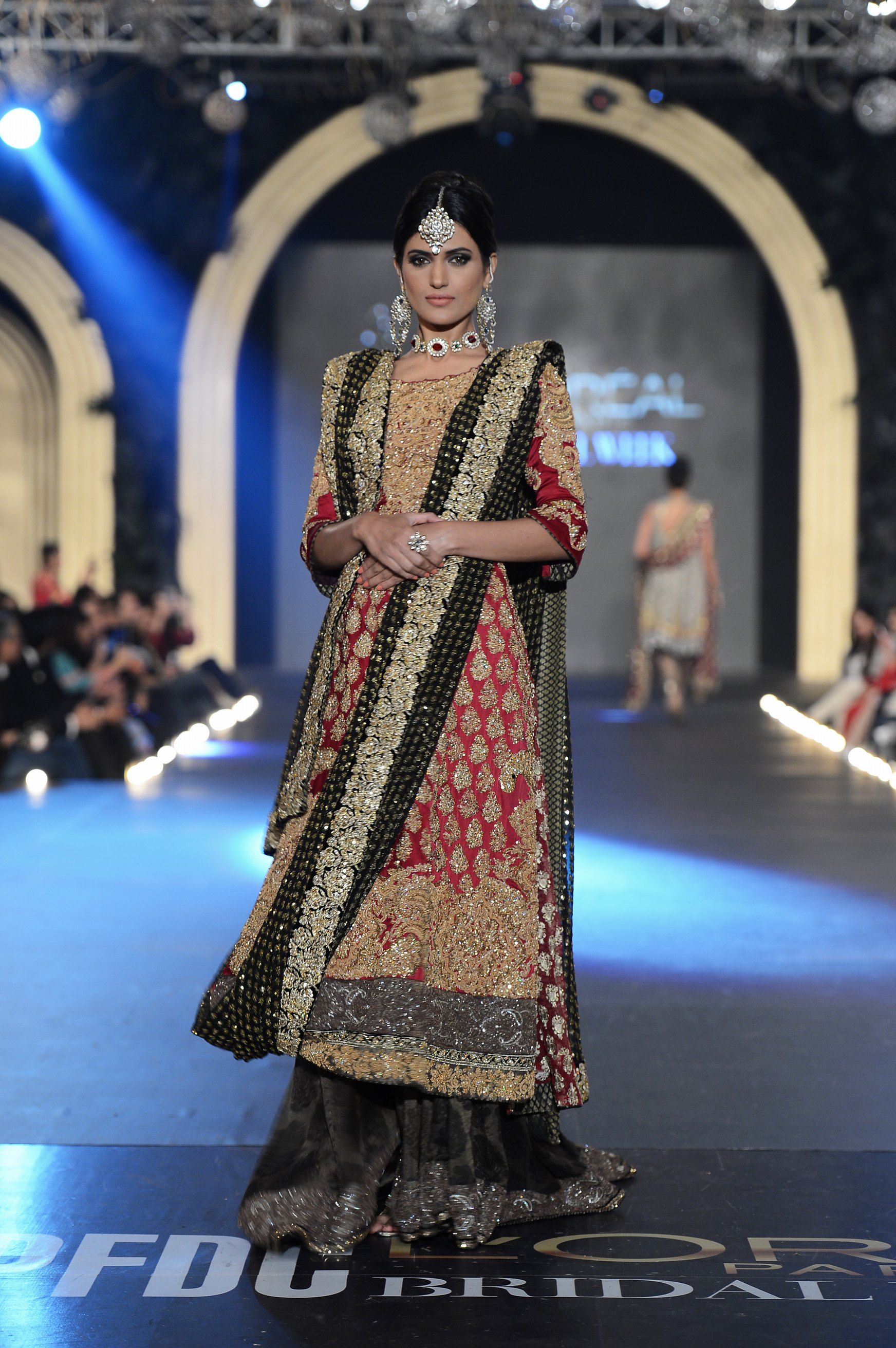 Sana Safinaz, The PFDC L'Oreal Paris Bridal Fashion Week