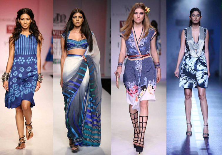Zubair Kirmani, Niket & Jainee, Rajdeep Ranawat, Namrata Joshipura - Wills Lifestyle India Fashion Week