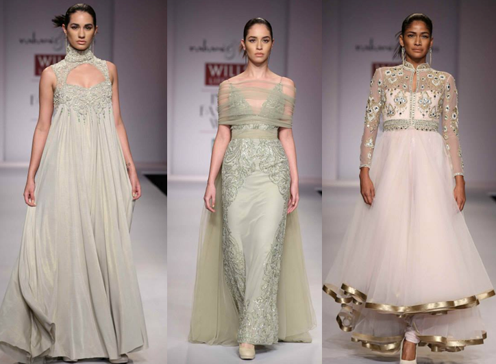 Rabani & Rakha - Wills Lifestyle India Fashion Week