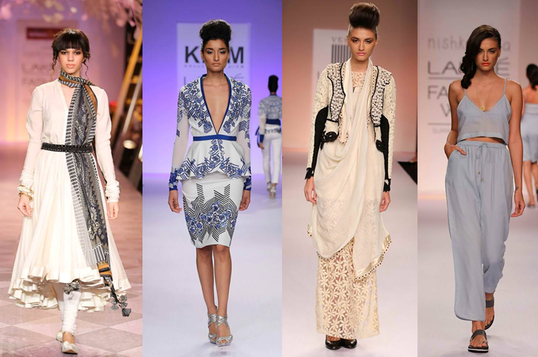 Tarun Tahiliani, KHEM, Verb, Nishka Lulla. Lakmé Fashion Week