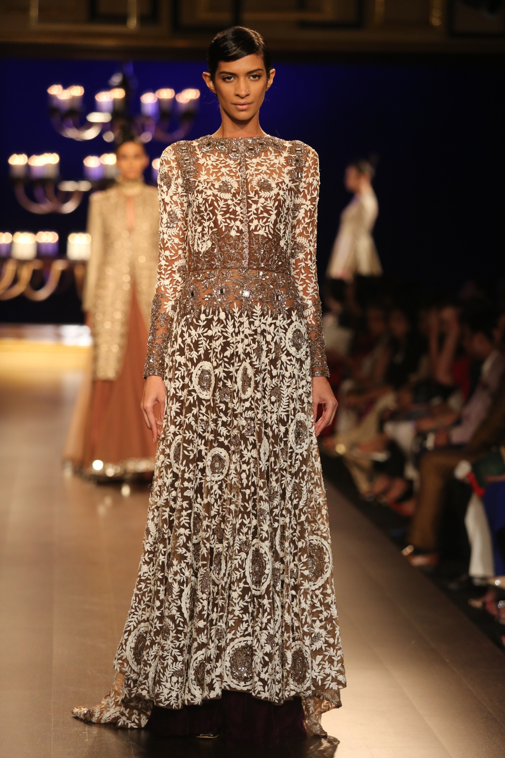 Manish Malhotra India Couture Week 2014