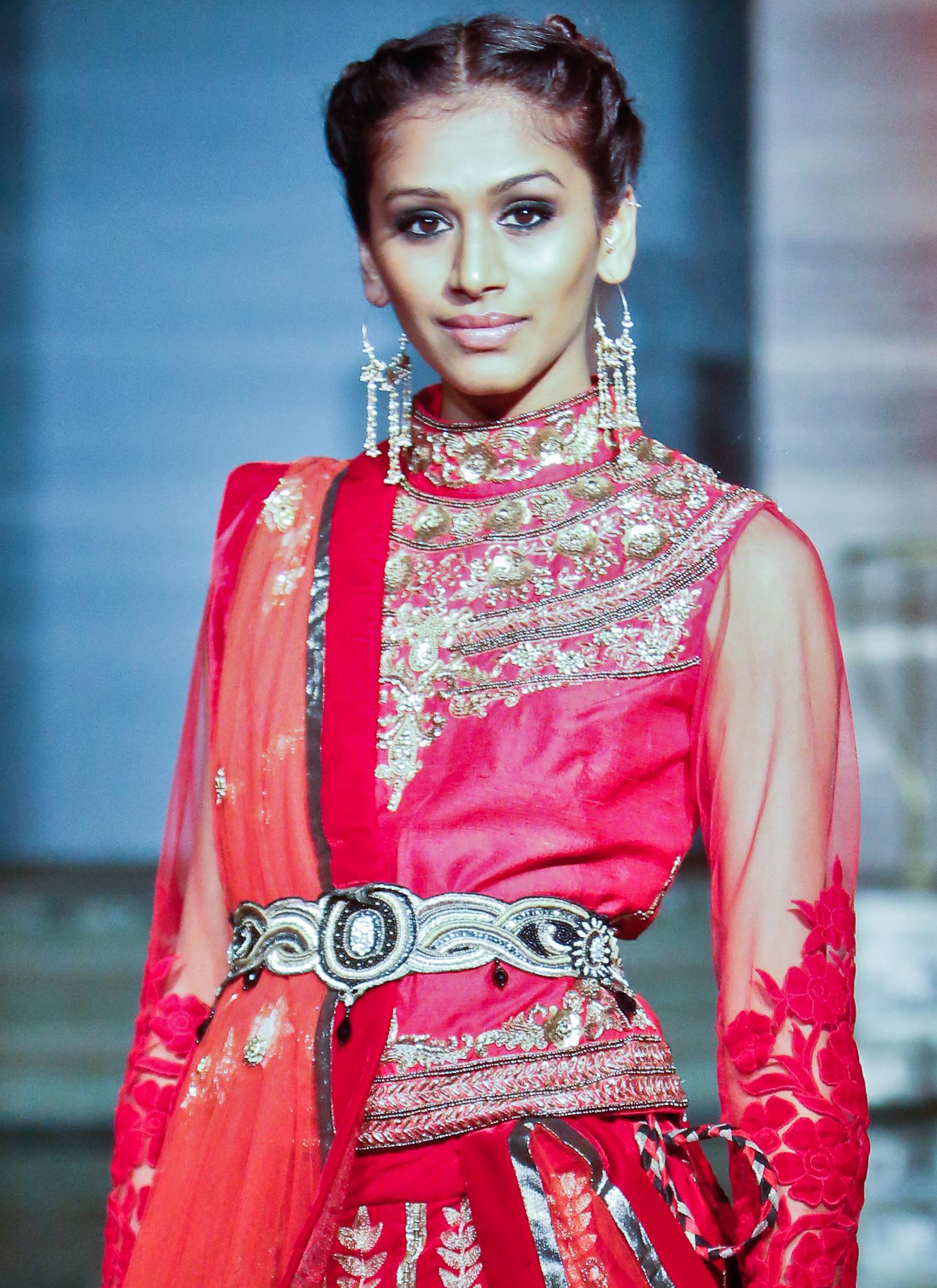 The Splendid Indian Closet Fashion Tour 2014 - Jaya Misra