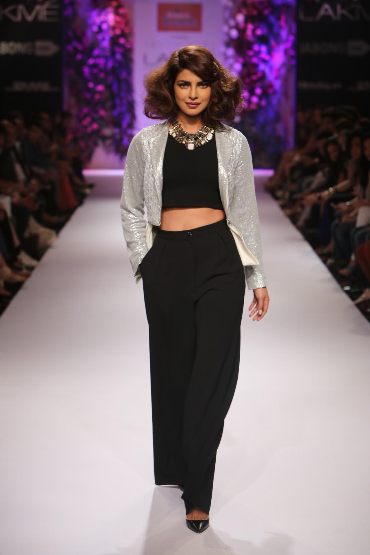 Priyanka Chopra for Varun Bahl