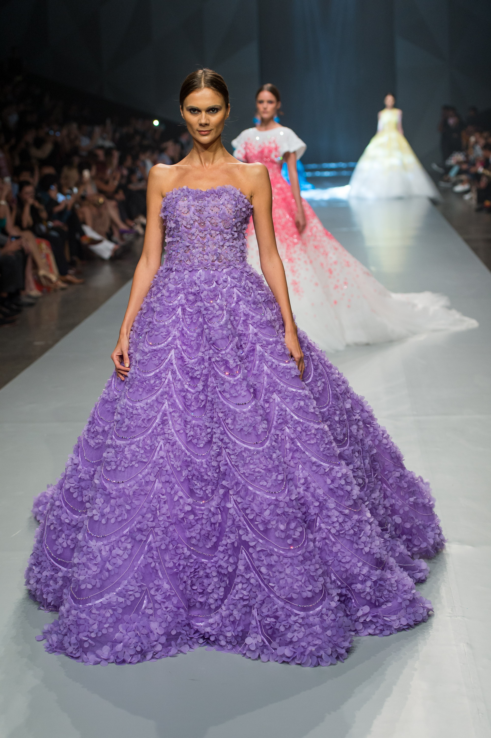 Michael Cinco - (Photo by Ian Gavan/Getty Images for Fashion Forward)