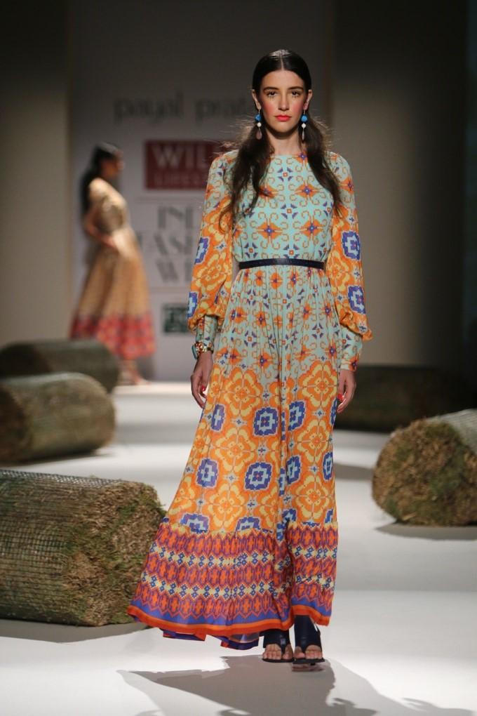 Payal Pratap - WIFW SS15 2014