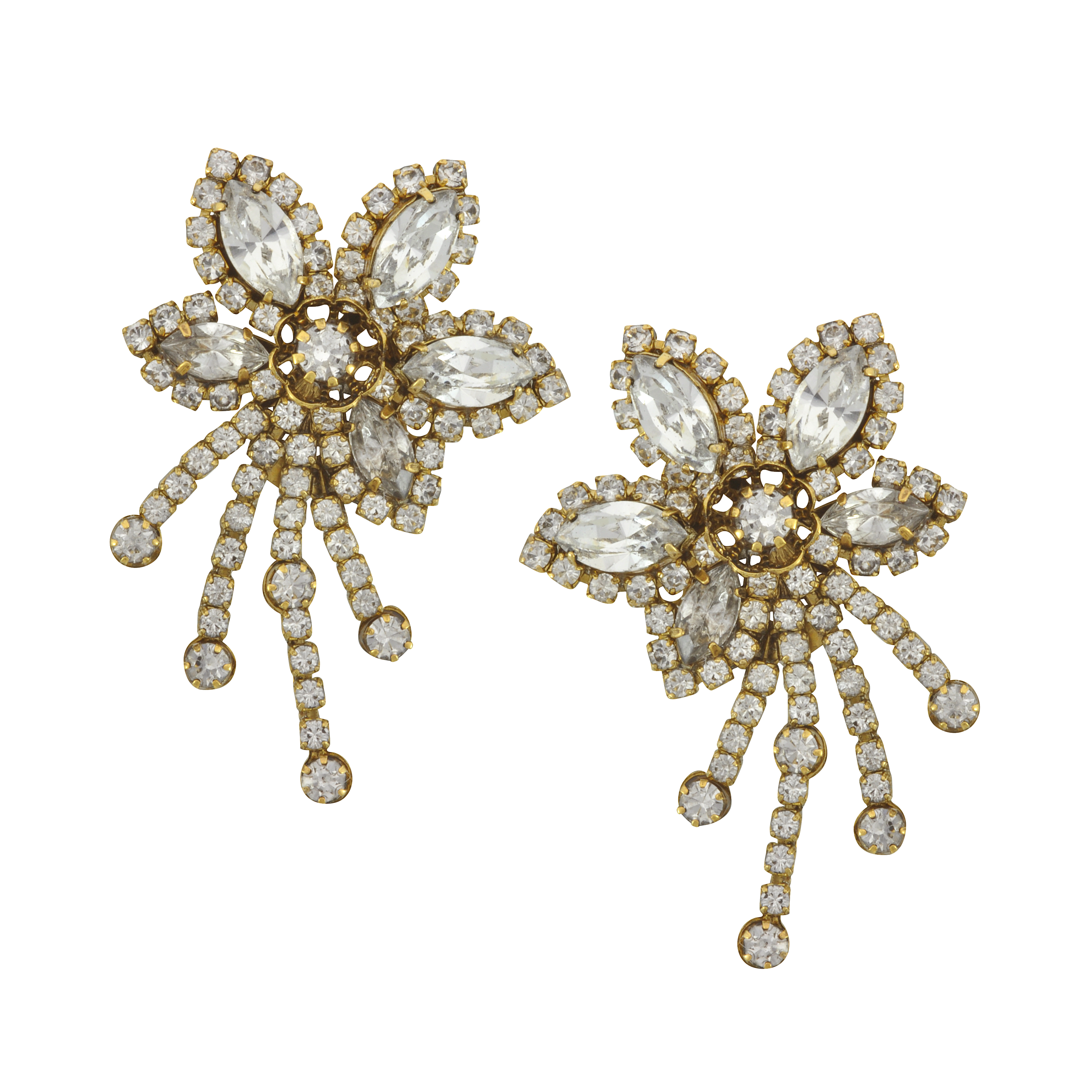 Erickson Beamon Nightshade Ear Cuffs - Sophie's Closet