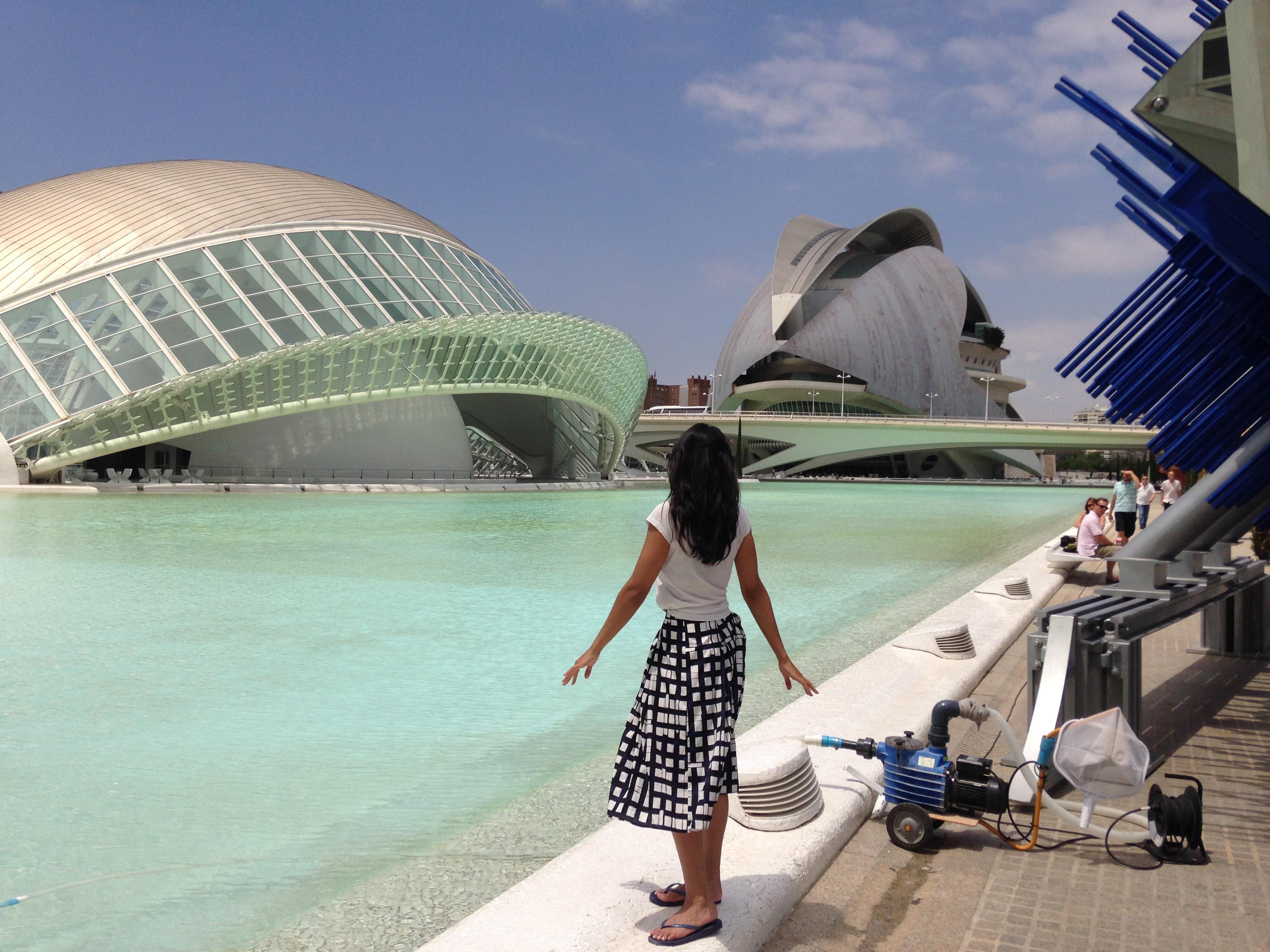 Valencia - The Fashion Orientalist