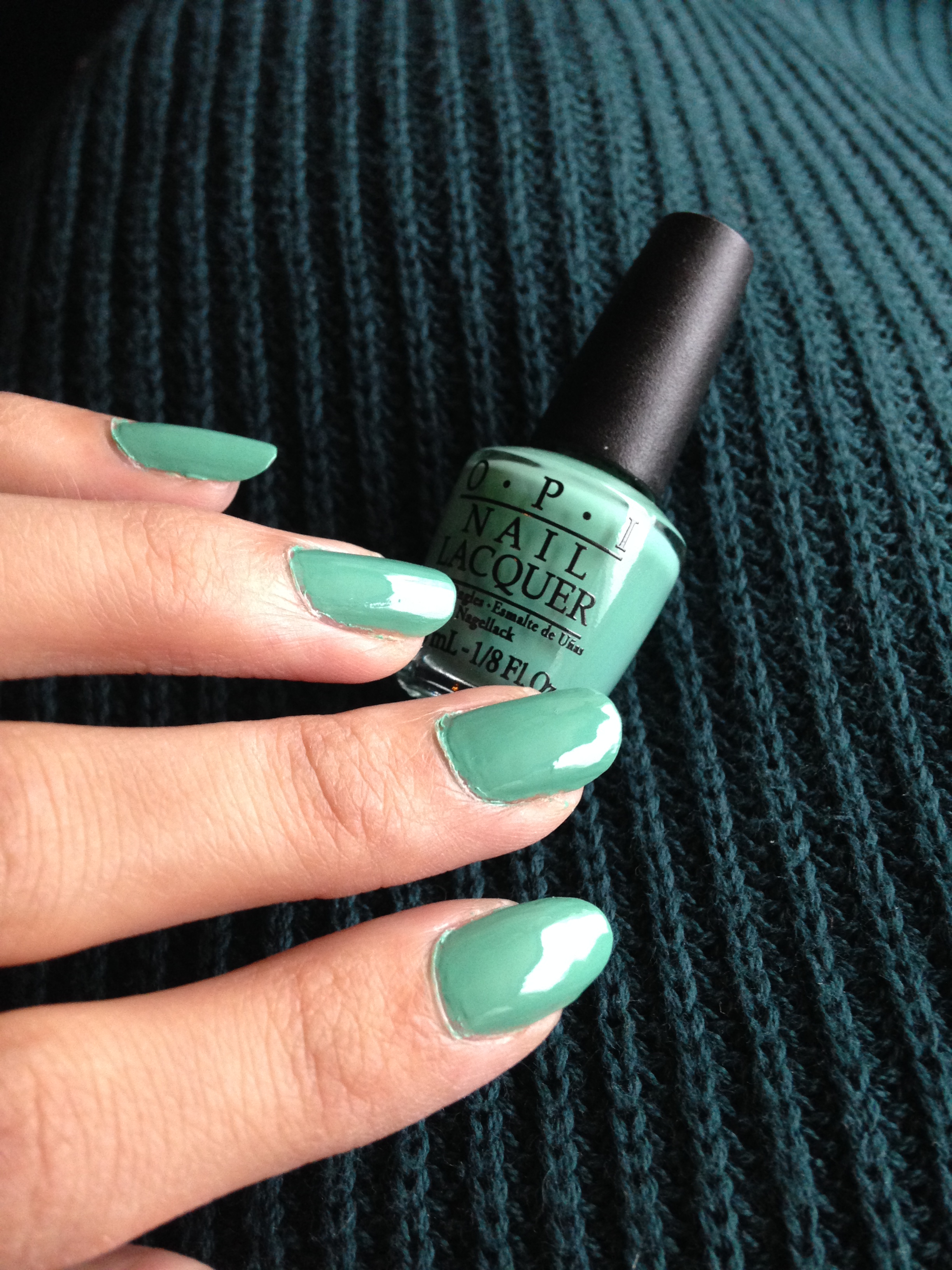 OPI Nordic: My Dogsled is a Hybrid
