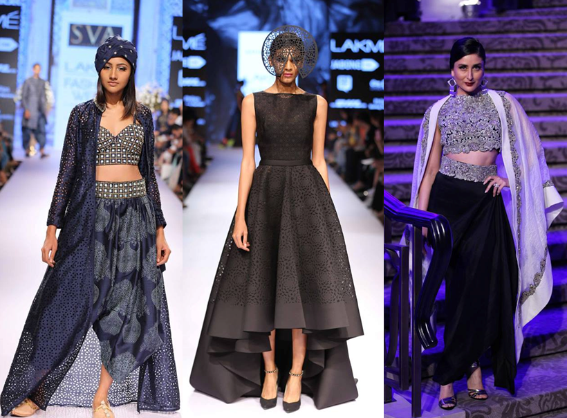 SVA, Jatin Varma, Kareena Kapoor for Anamika Khanna - Lakmé Fashion Week Summer/Resort 2015