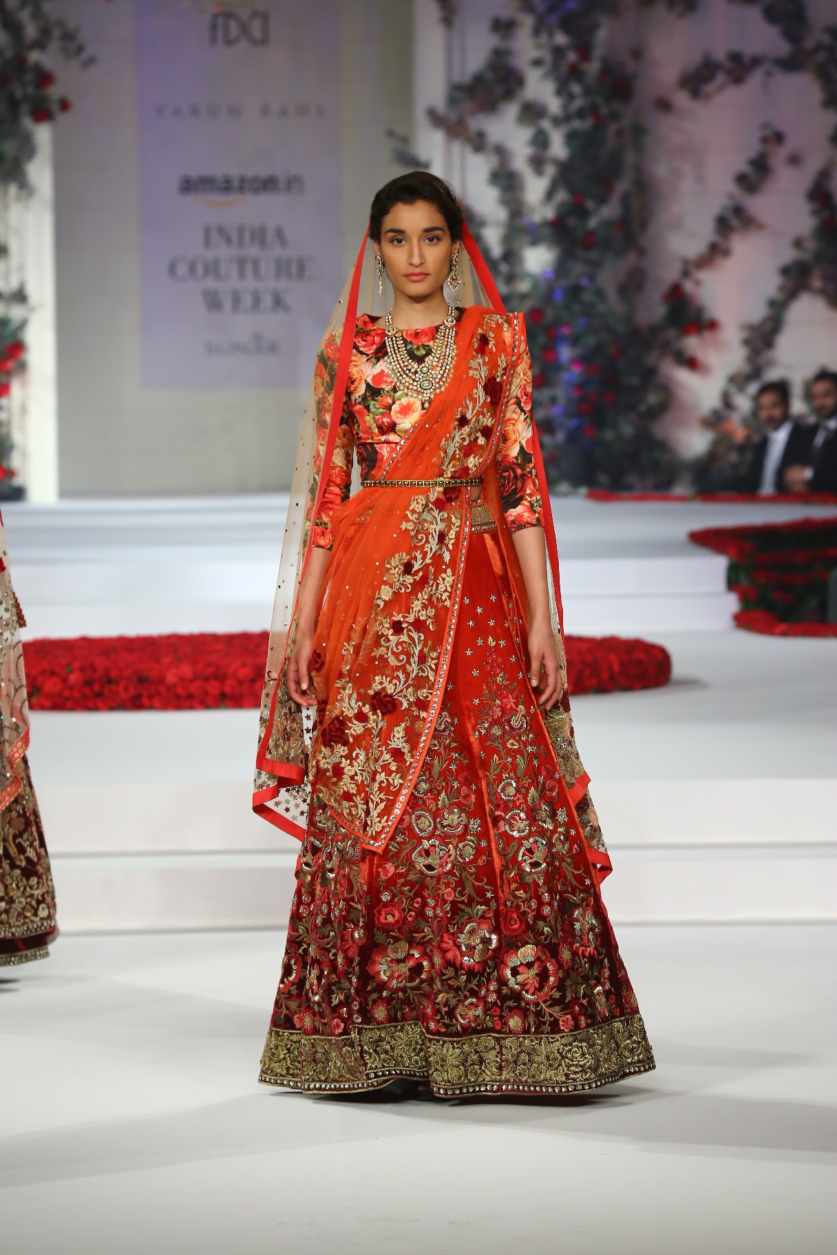 Varun Bahl - FDCI Amazon India Couture Week 2015