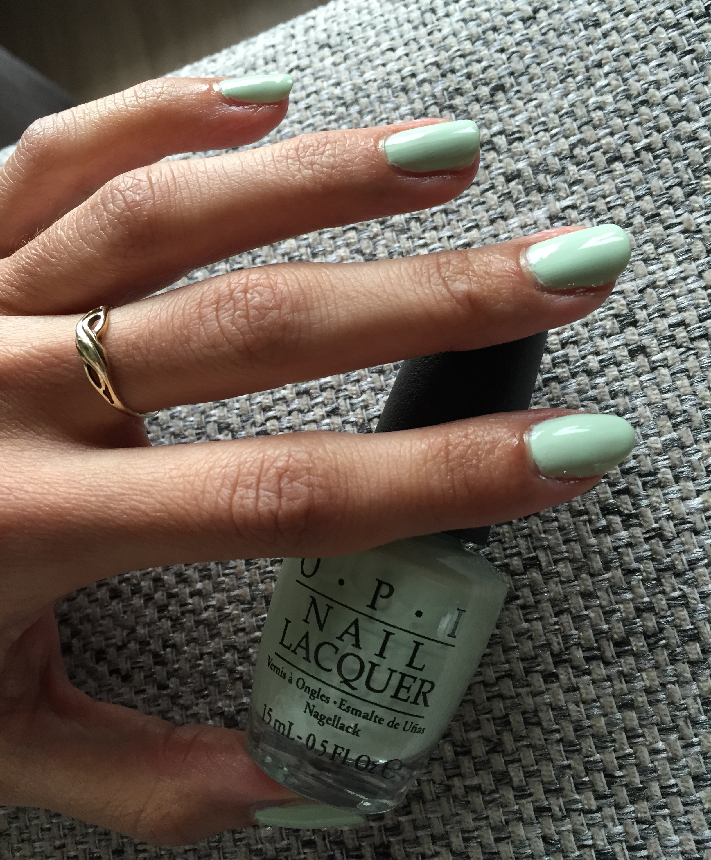 OPI SoftShades Pastels - This Cost Me A Mint