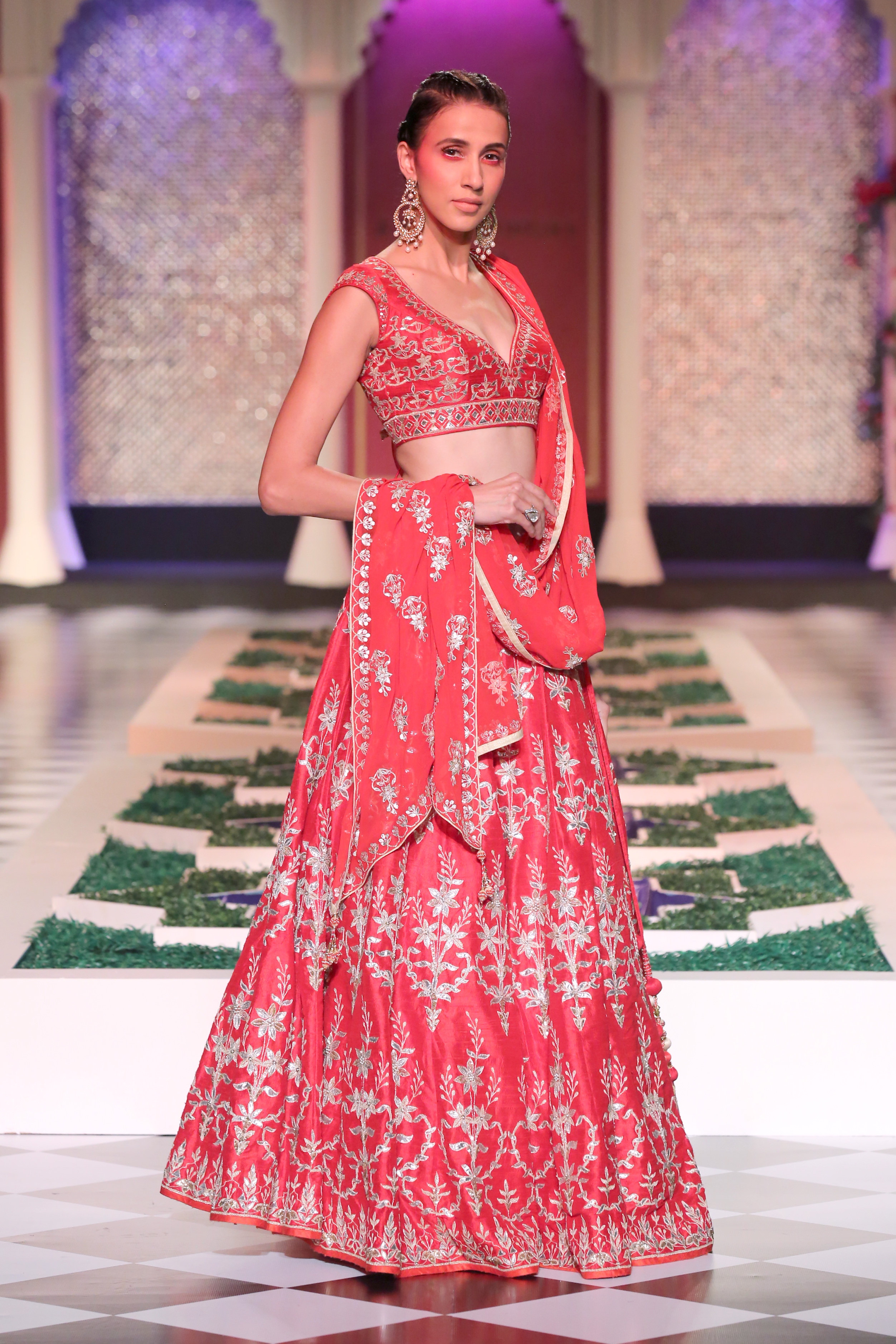 Anita Dongre 'Epic Love' showcased at FDCI India Couture Week 2016