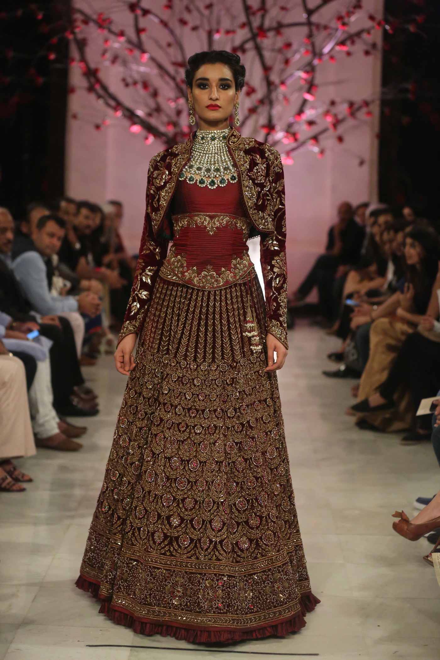 Rohit Bal KEHKASHAAN - FDCI India Couture Week 2016