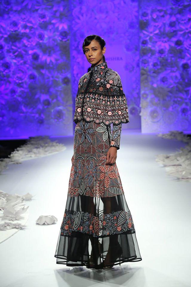 Rahul Mishra 'Monsoon Diaries' - FDCI India Couture Week 2016