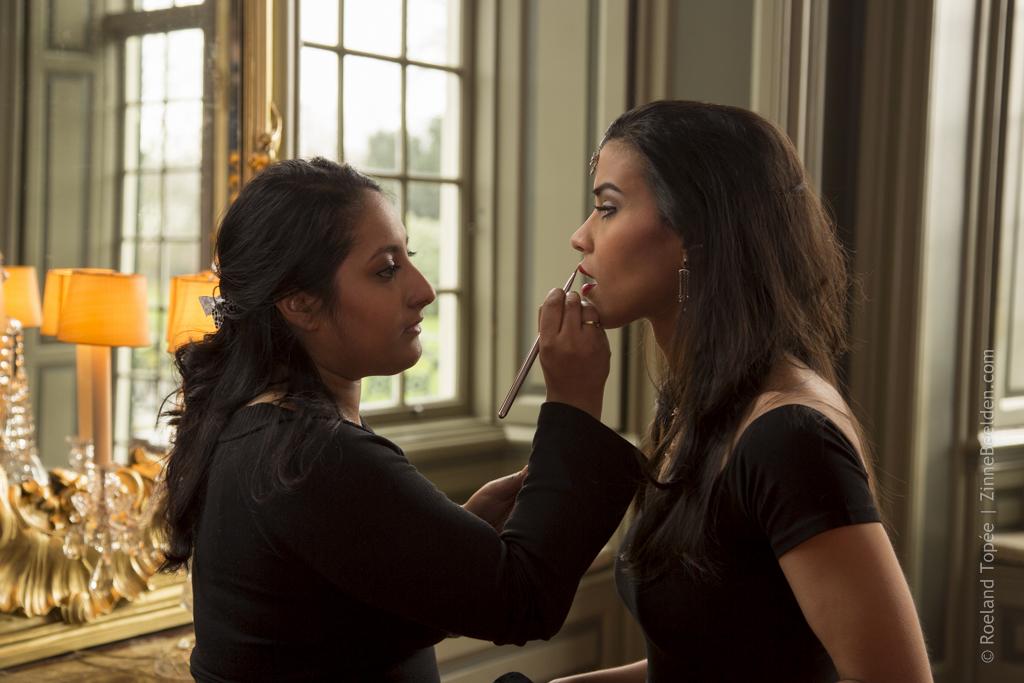 The Fashion Orientalist beauty editor Raisa - Almira's Beautique