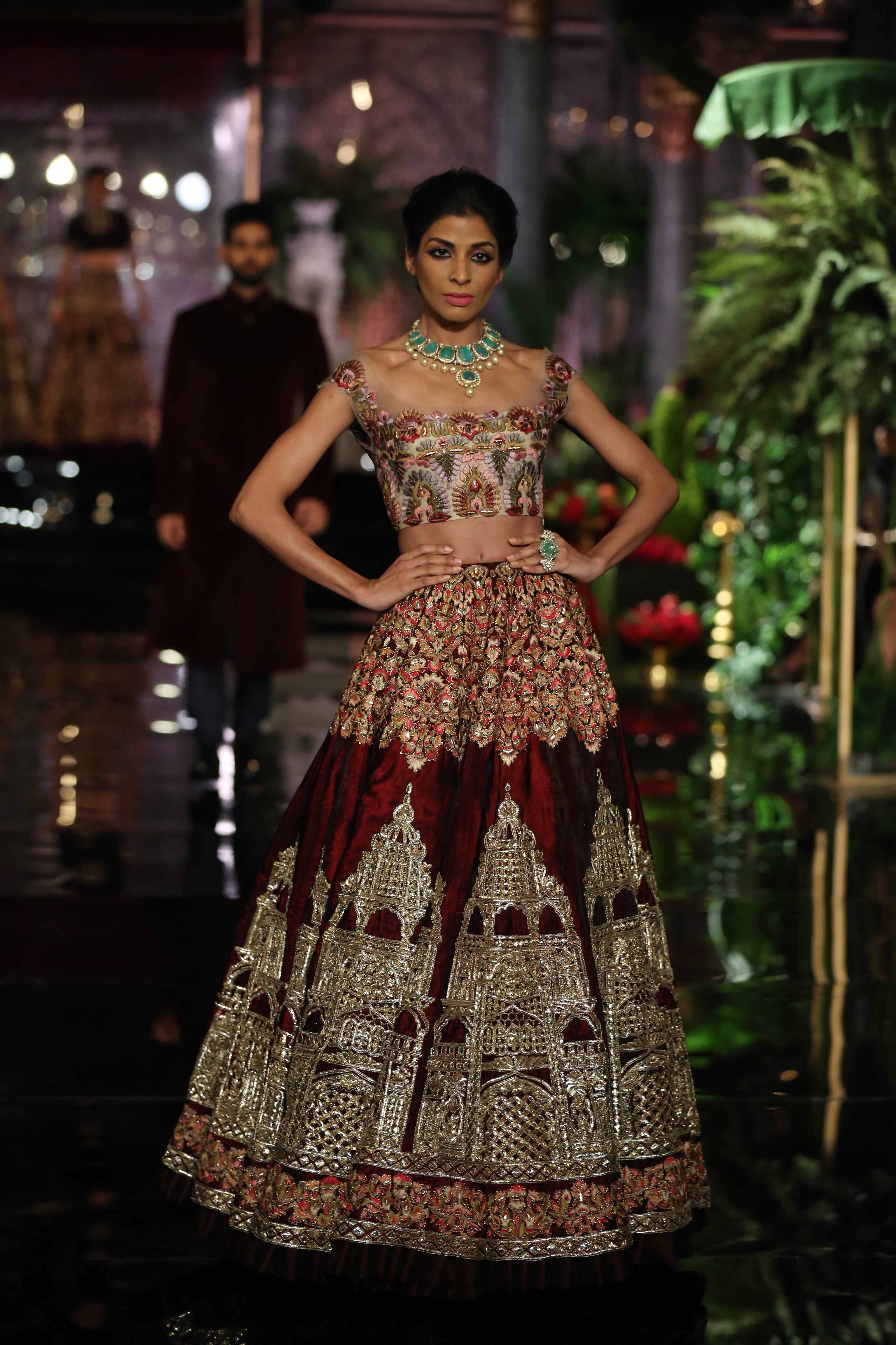 FDCI India Couture Week 2016 - Manish Malhotra 'The Persian Story'