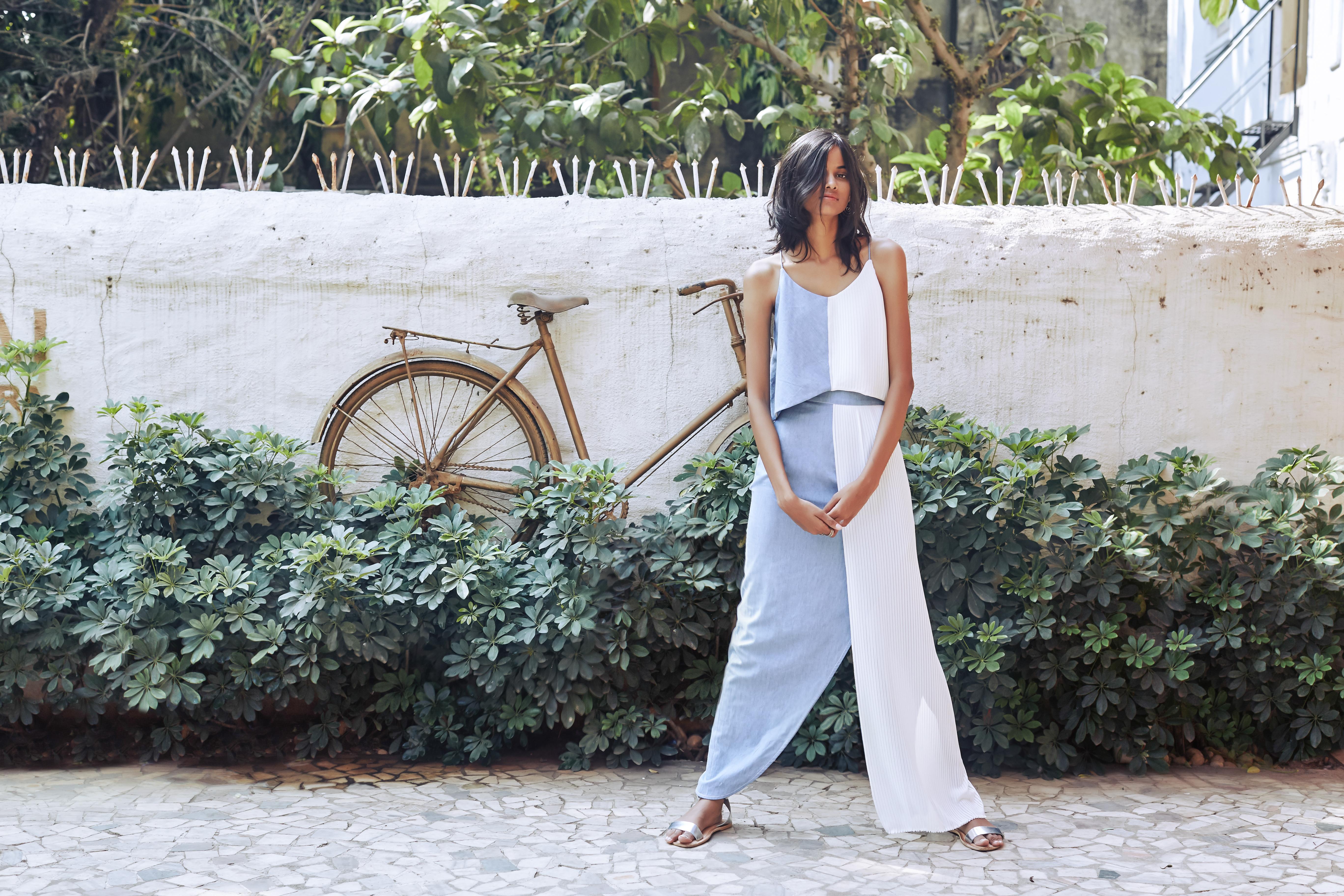 Aruni Summer Resort 2016 'The Denim and Pleats Story' - Photography by Prerna Nainwal