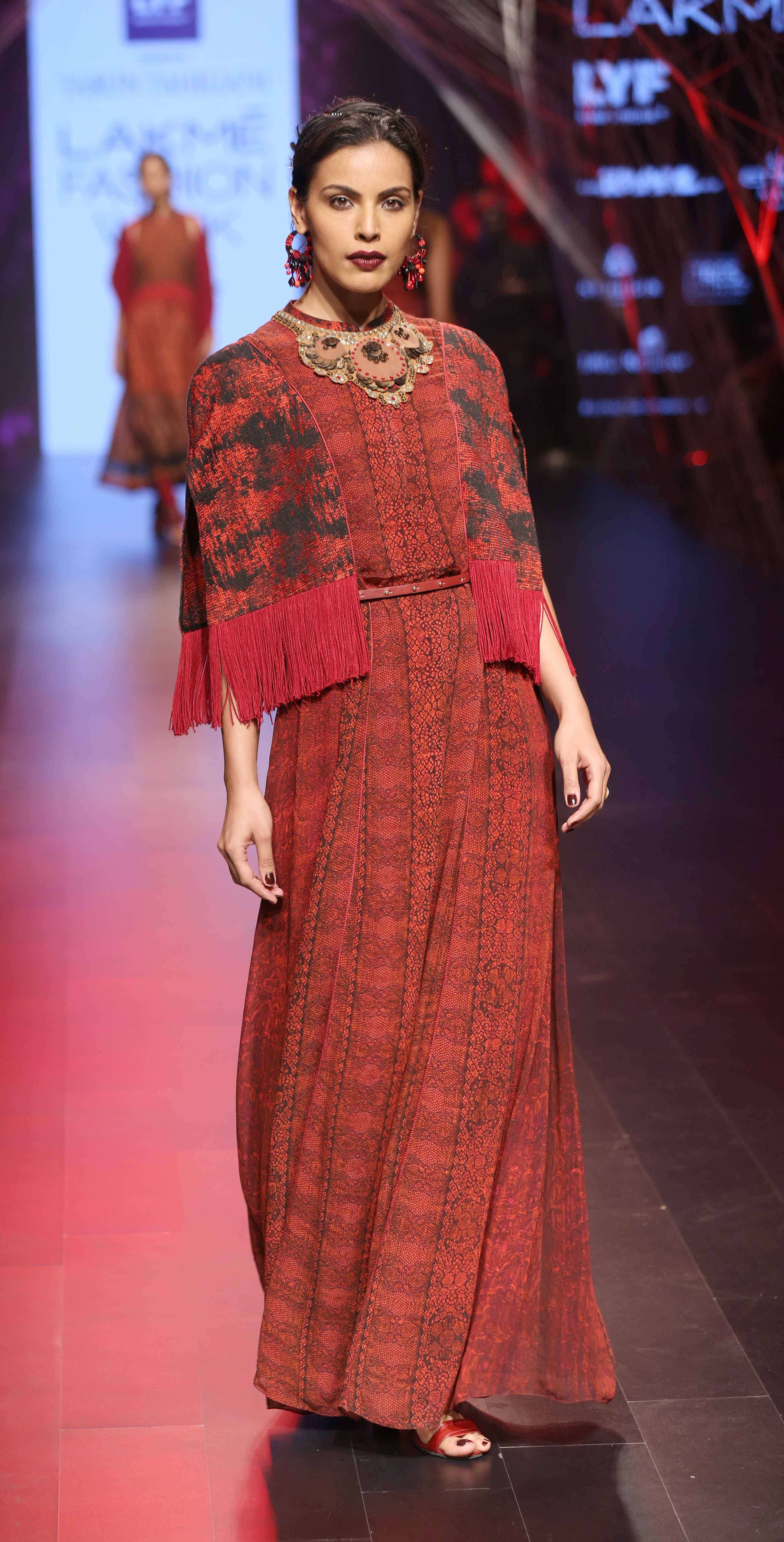 Tarun Tahiliani - Lakmé Fashion Week Winter-Festive 2016
