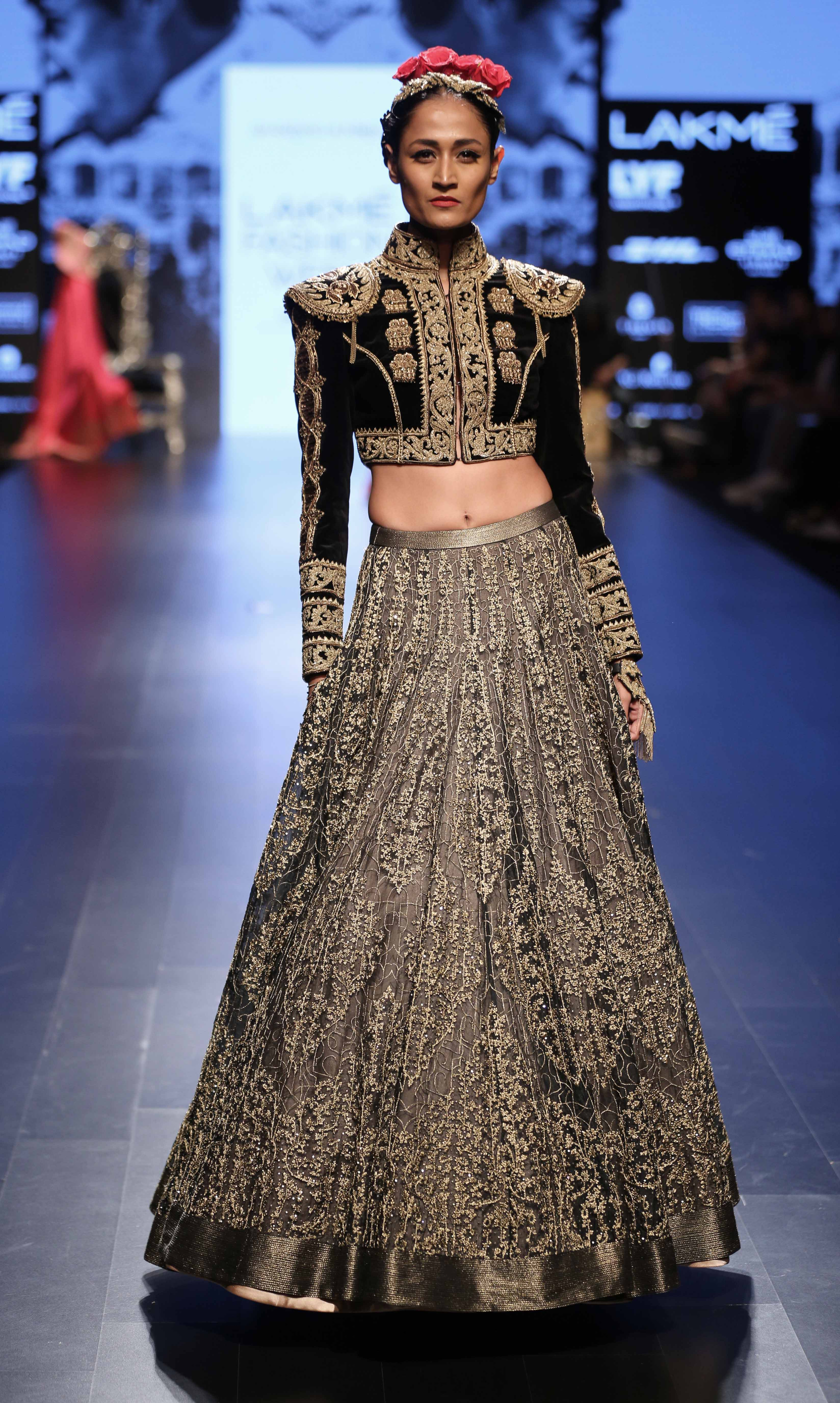 Shantanu and Nikhil - Lakmé Fashion Week Winter-Festive 2016