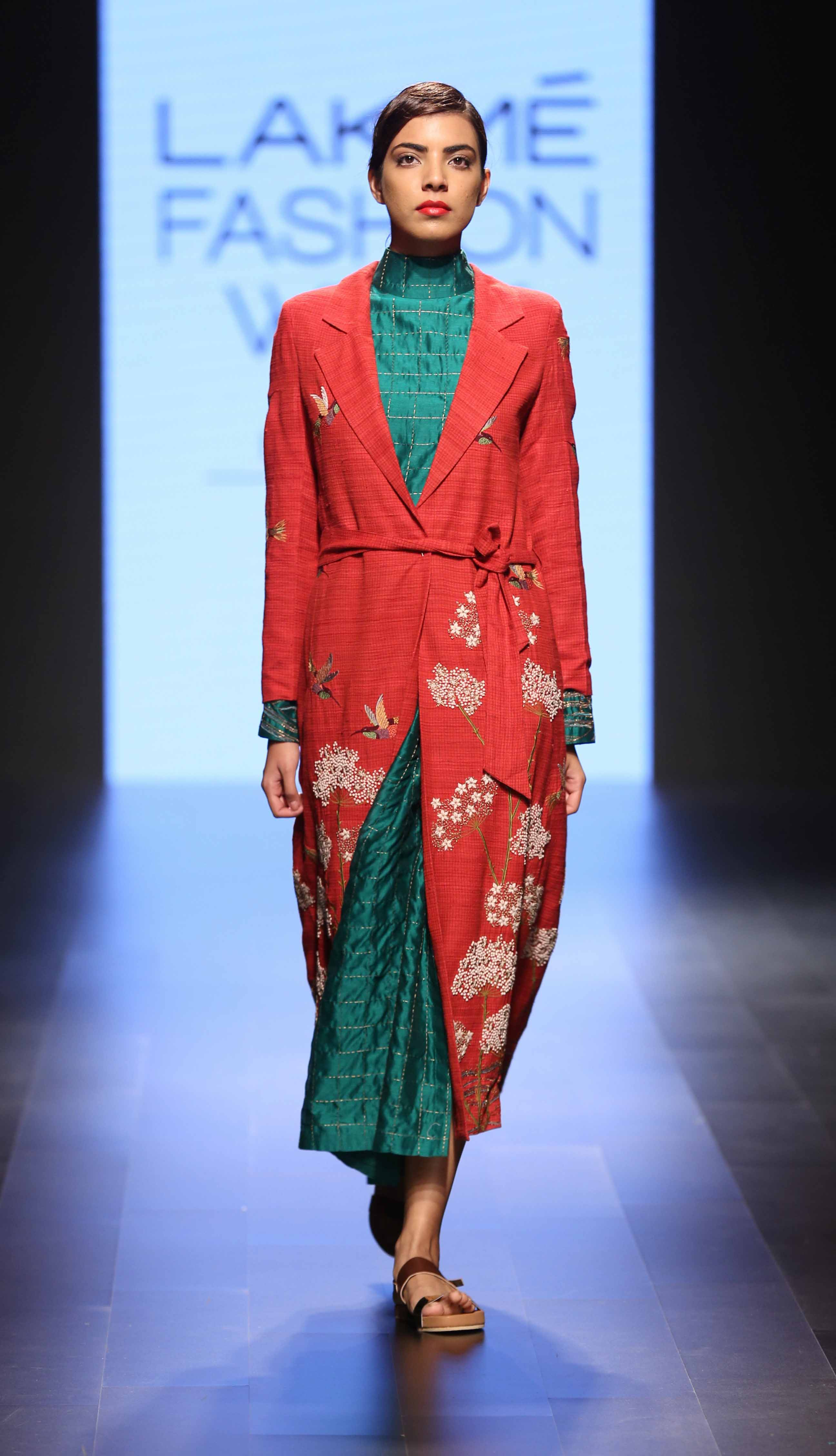 Vineet Rahul - Lakmé Fashion Week Winter-Festive 2016