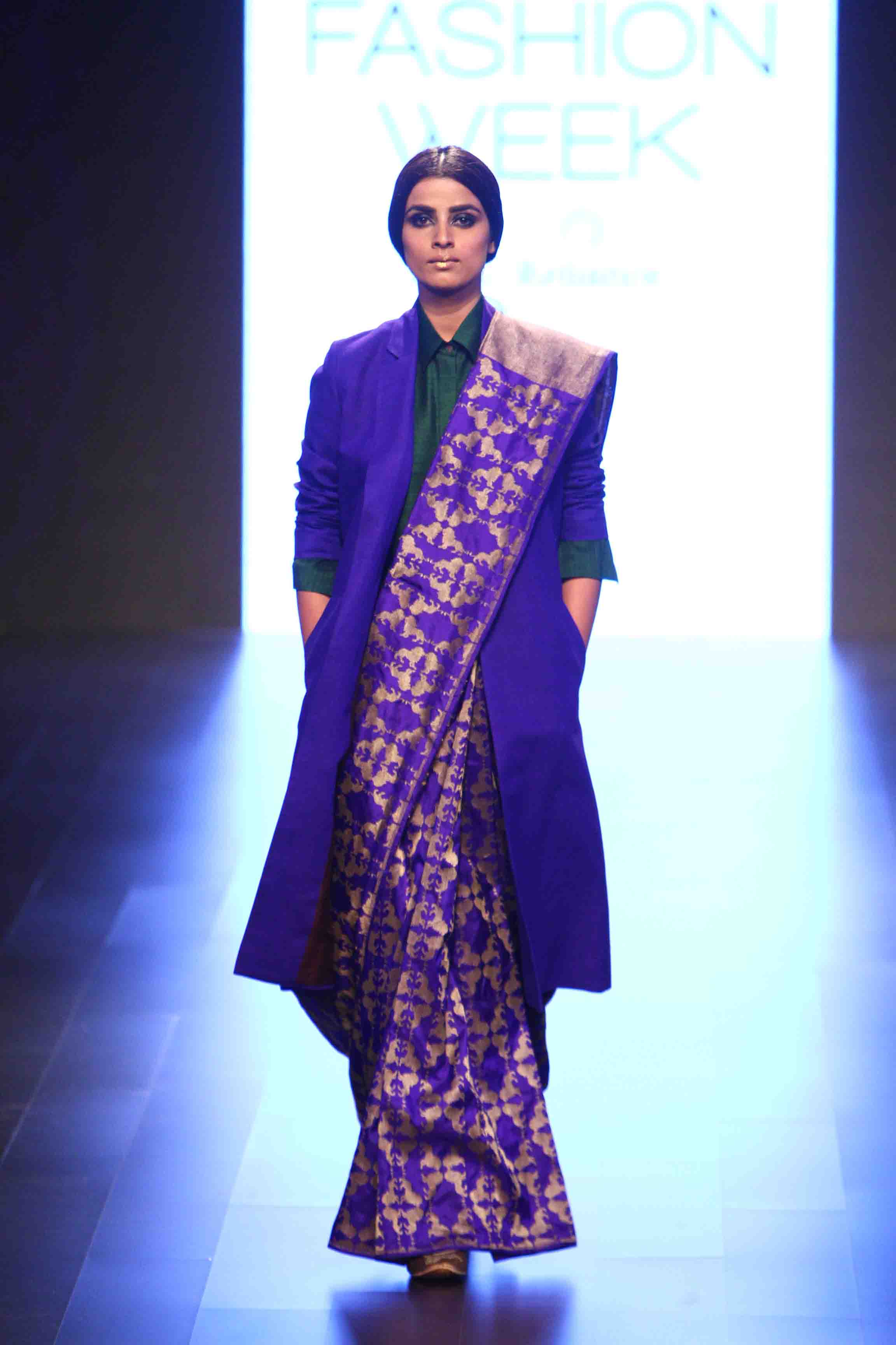 Payal Khandwala - Lakmé Fashion Week Winter-Festive 2016