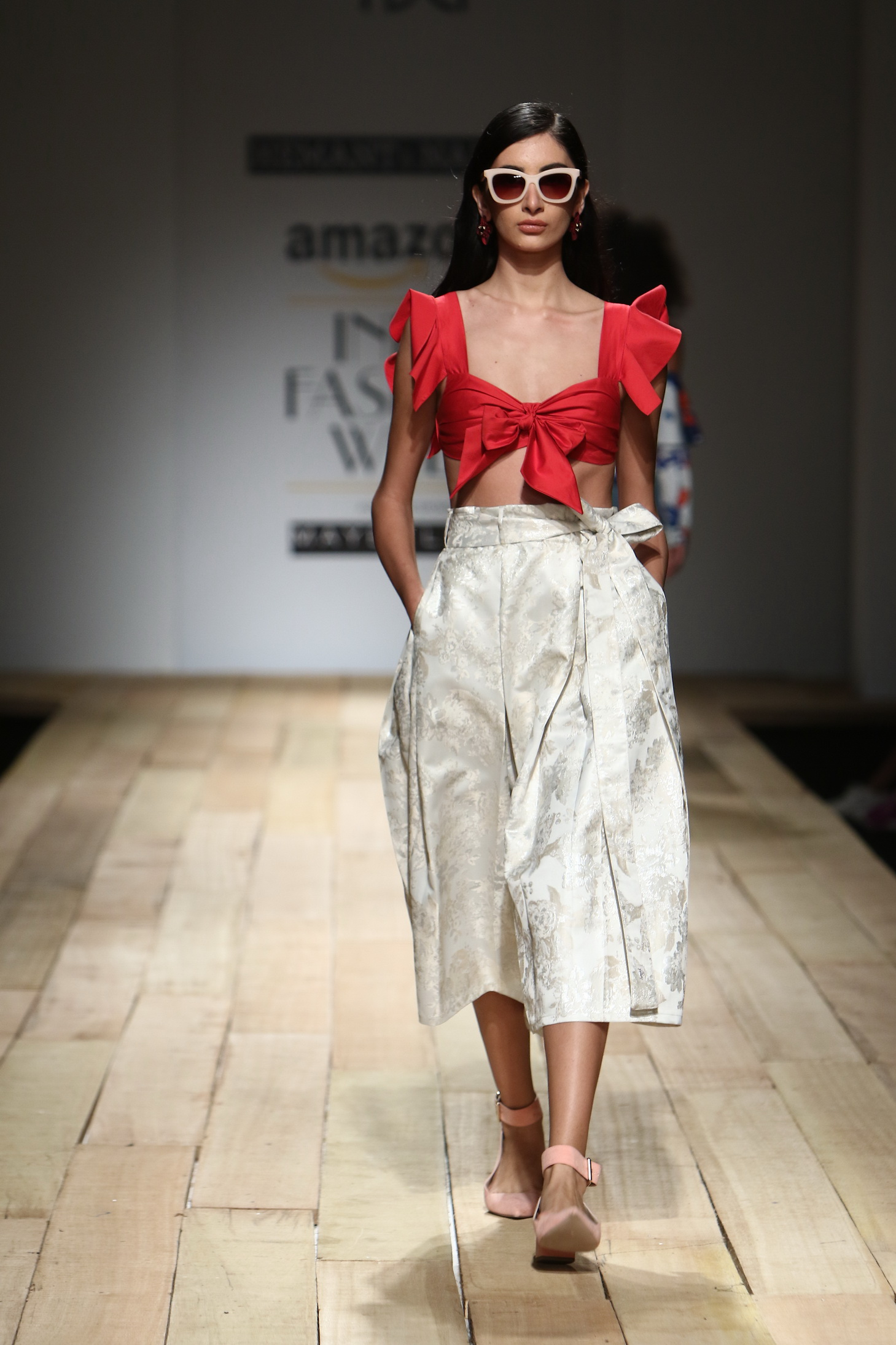 Hemant & Nandita - Amazon India Fashion Week SS17