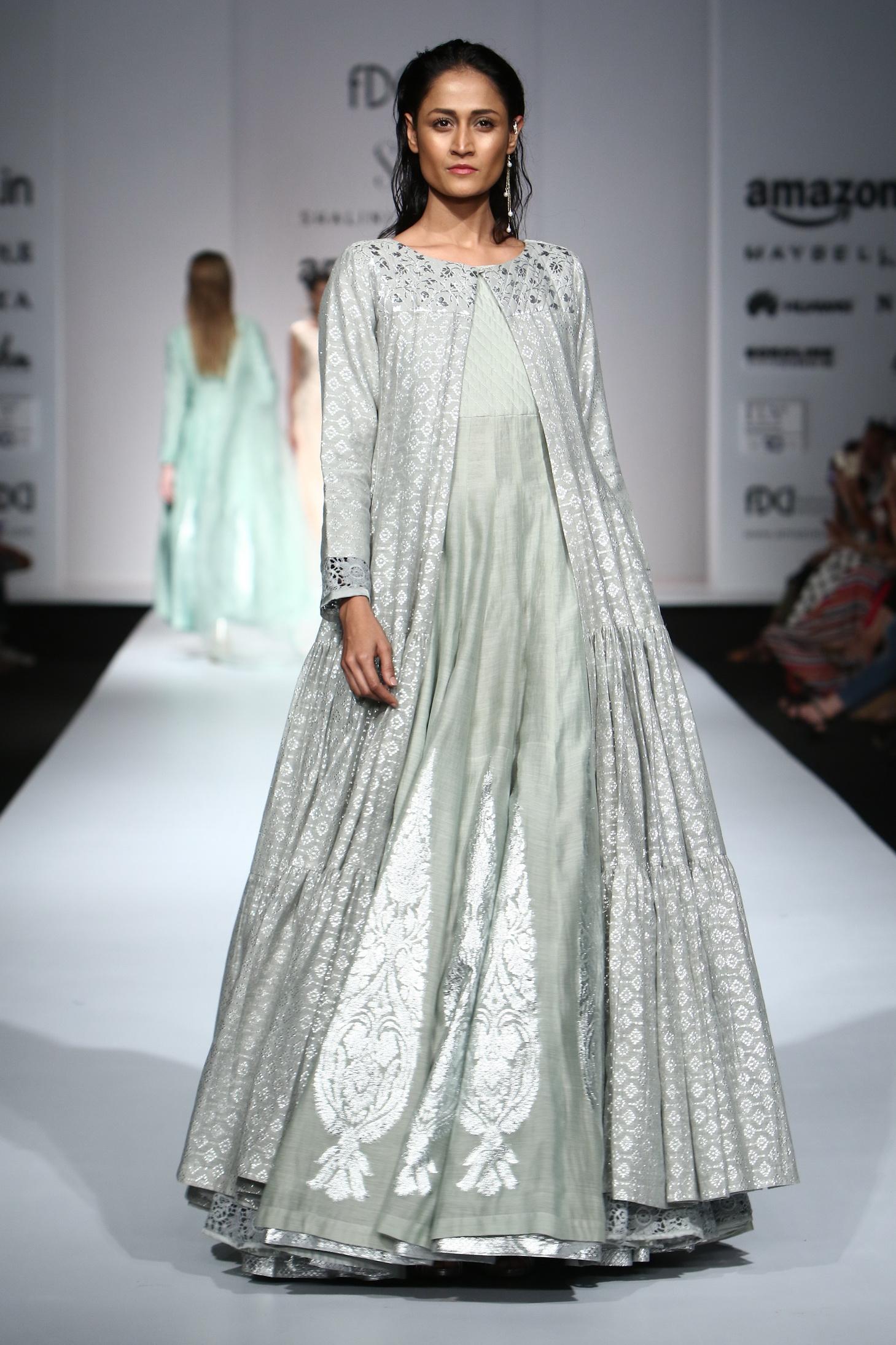 Shalini James - Amazon India Fashion Week SS17