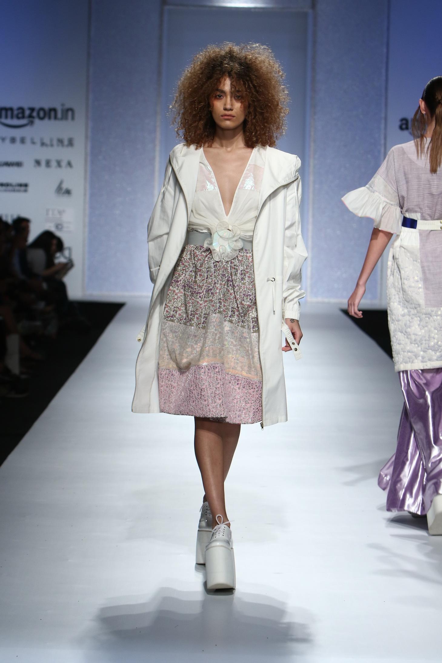 AM IT Amit Aggarwal - Amazon India Fashion Week SS17