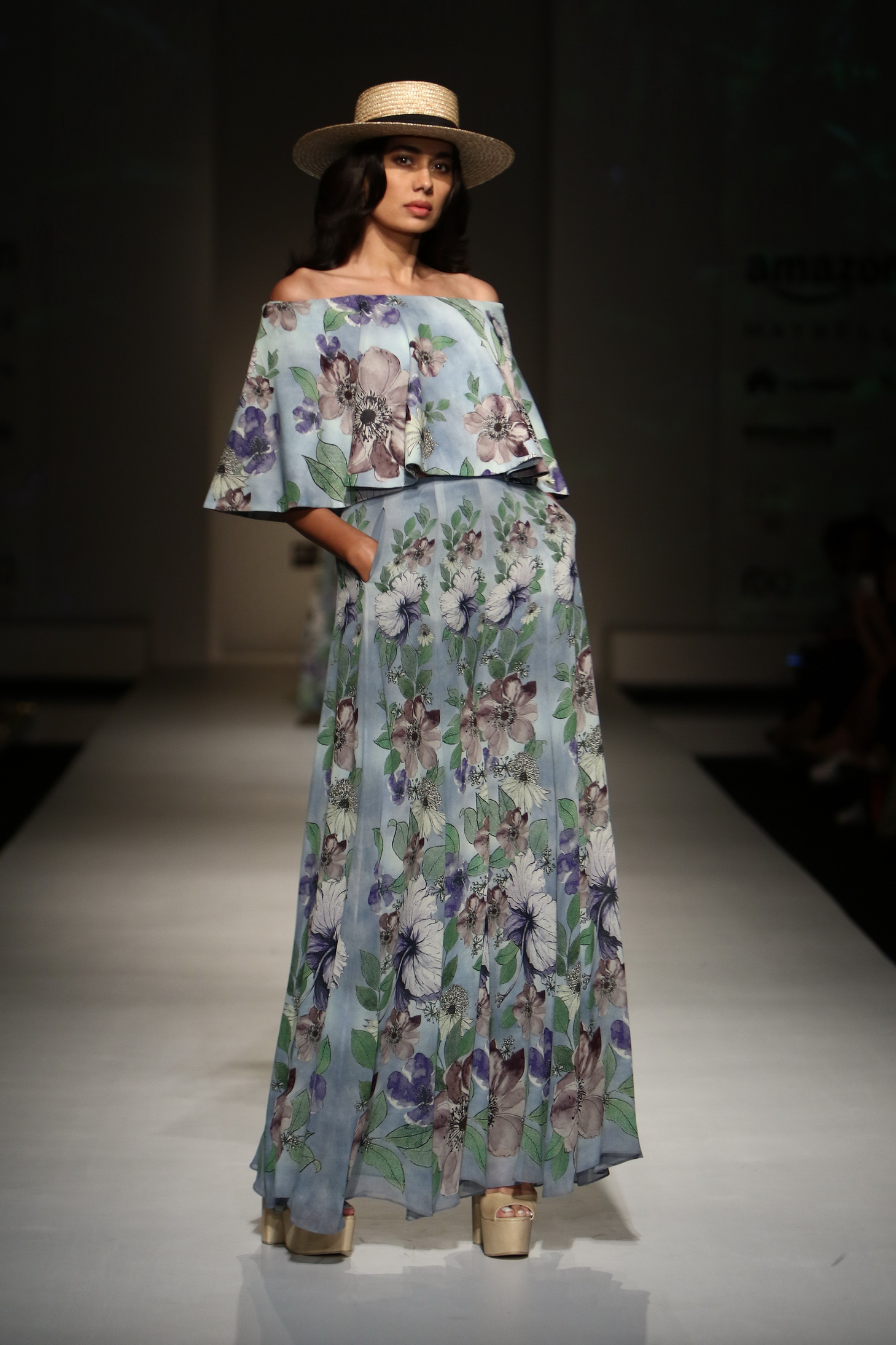 Ashima Leena - Amazon India Fashion Week SS17