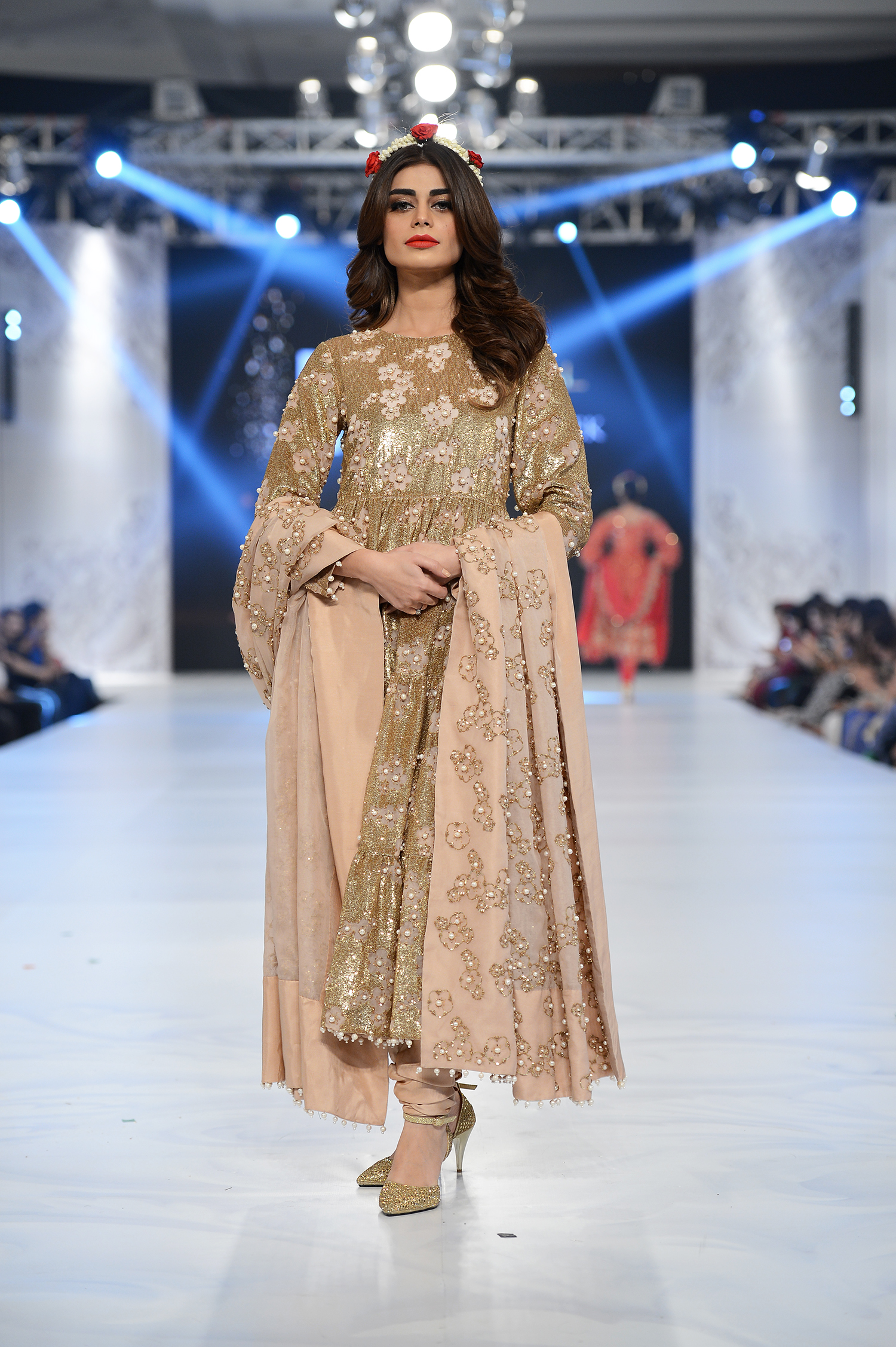 MUSE - PFDC L'Oréal Paris Bridal Week - Photography by Faisal Farooqui, Dragonfly