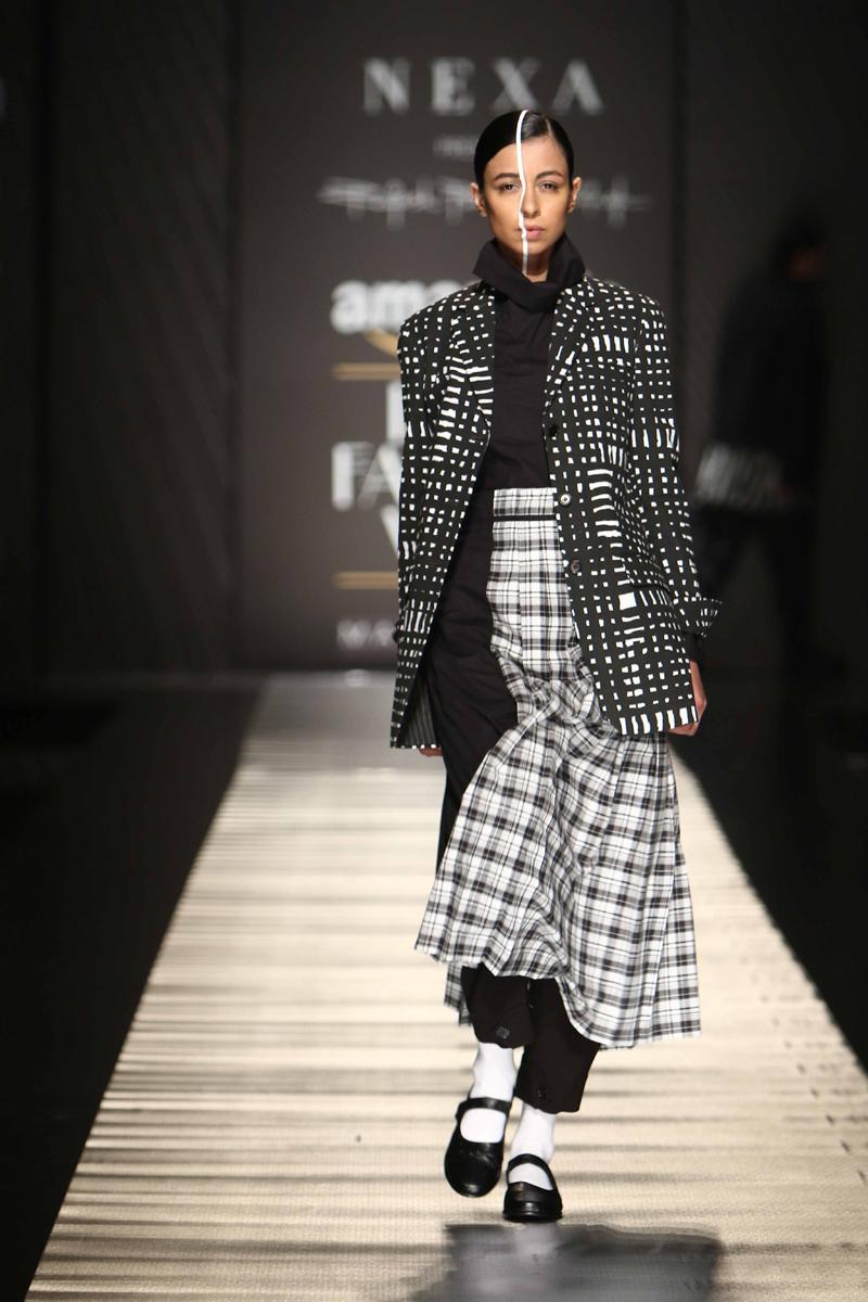 Rajesh Pratap Singh - Amazon India Fashion Week SS17