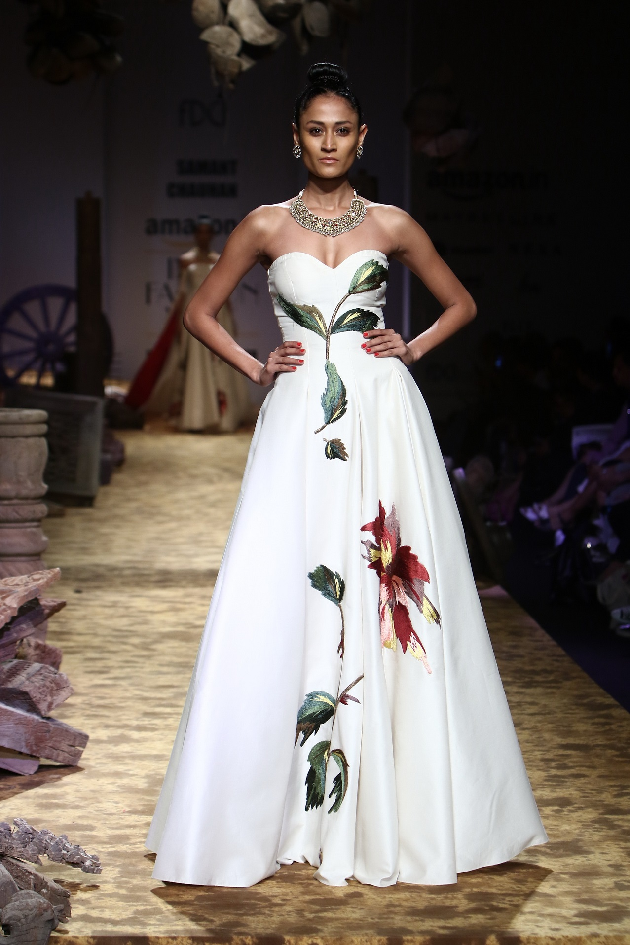 Samant Chauhan - Amazon India Fashion Week SS17