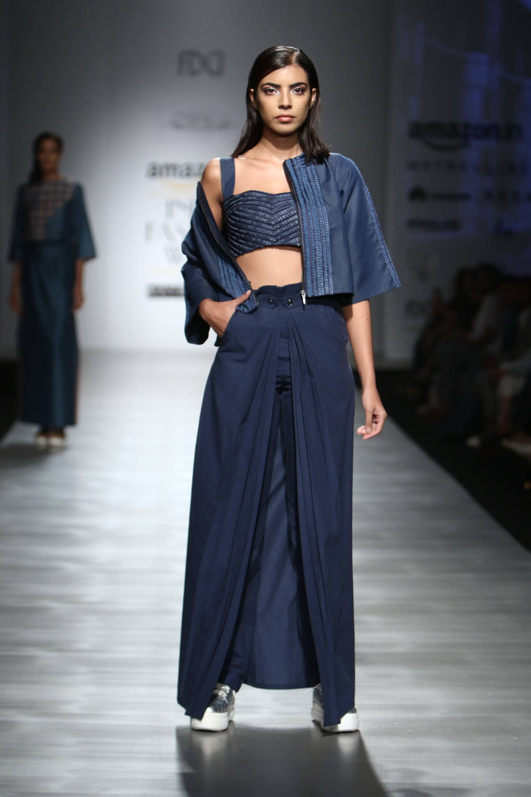 Shruti Sancheti - Amazon India Fashion Week SS17
