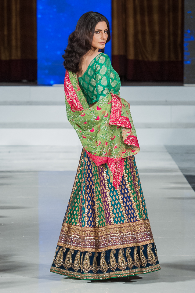 Braathii by Huma Nassr - Pakistan Fashion Week London - Photography Shahid Malik