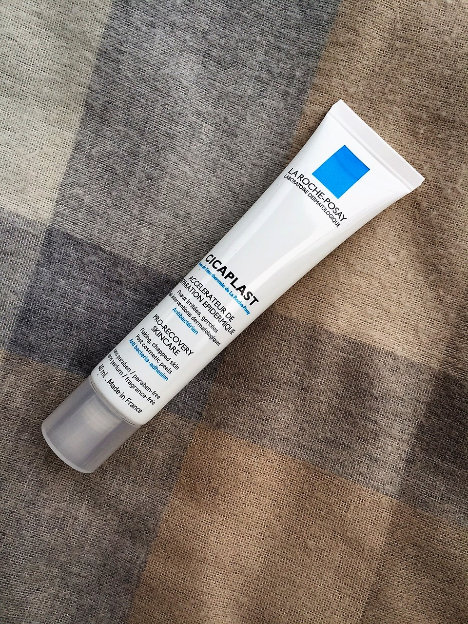 Best Skin Care Products: LA ROCHE-POSAY - Cicaplast