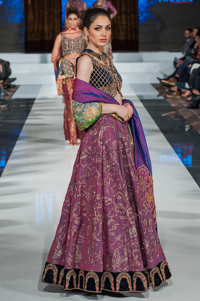 Rana Noman - Pakistan Fashion Week London - Photography Shahid Malik