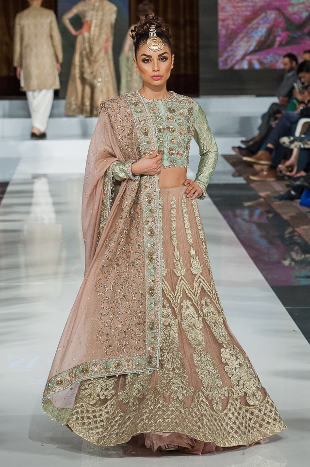 Sahar Atif - Pakistan Fashion Week London - Photography Shahid Malik