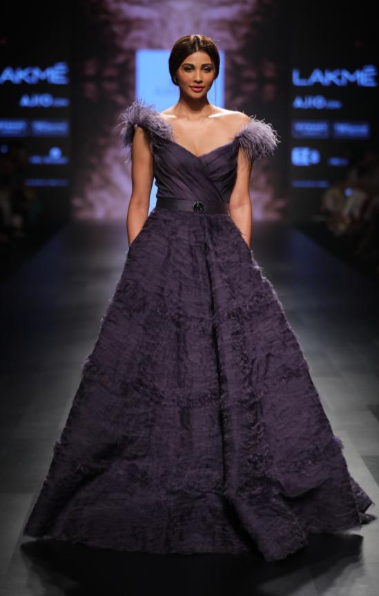 Amit GT Haute Couture - Lakmé Fashion Week 2017