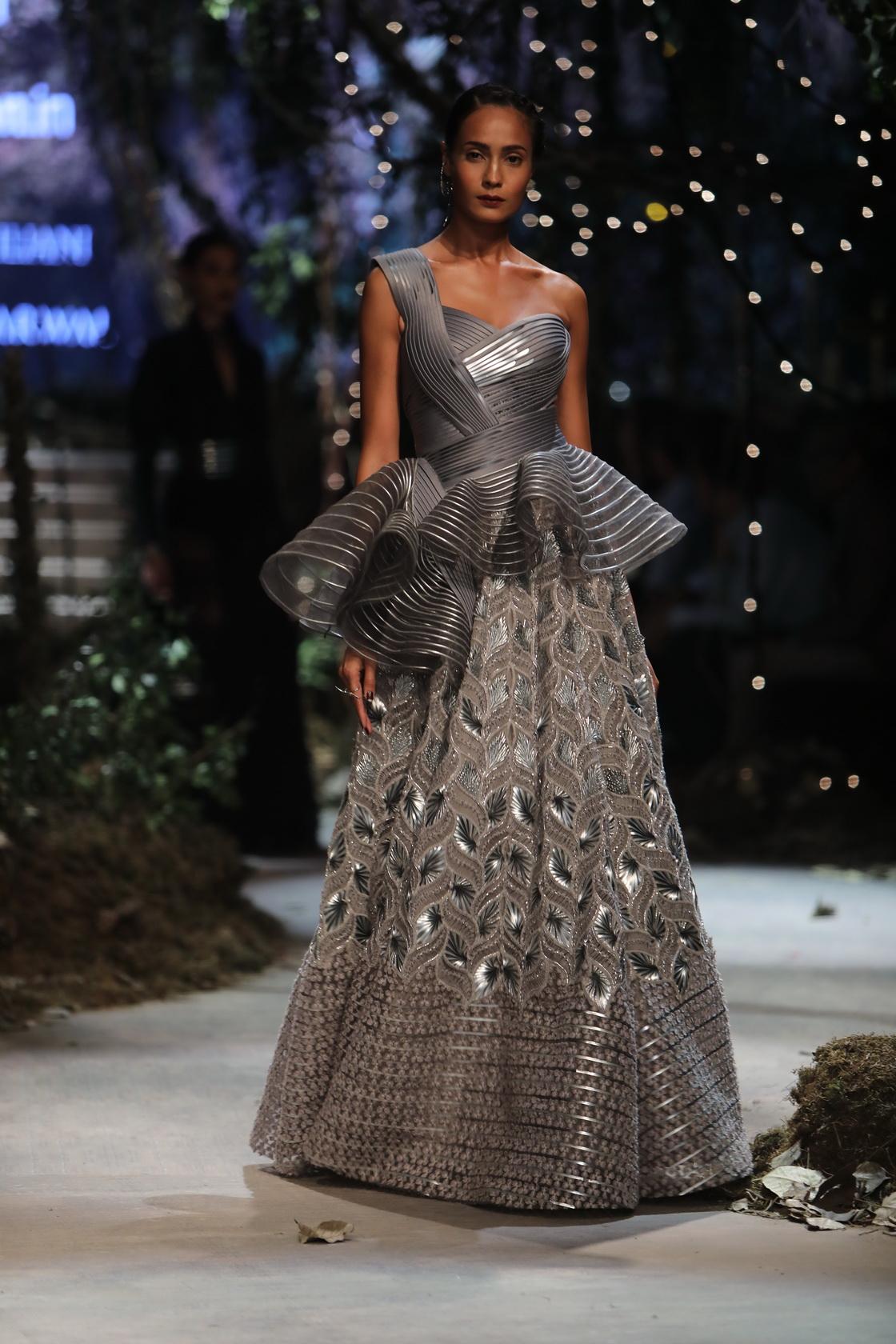 Amit Aggarwal - Amazon India Fashion Week AW17