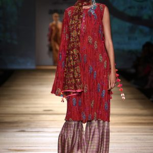 Anupama Dayal - Amazon India Fashion Week AW17