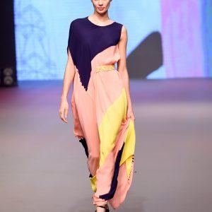 6 Degree Vedika M Birdwalk - Fashion Forward Dubai Season 9 - (Photo by Stuart C. Wilson/Getty Images)