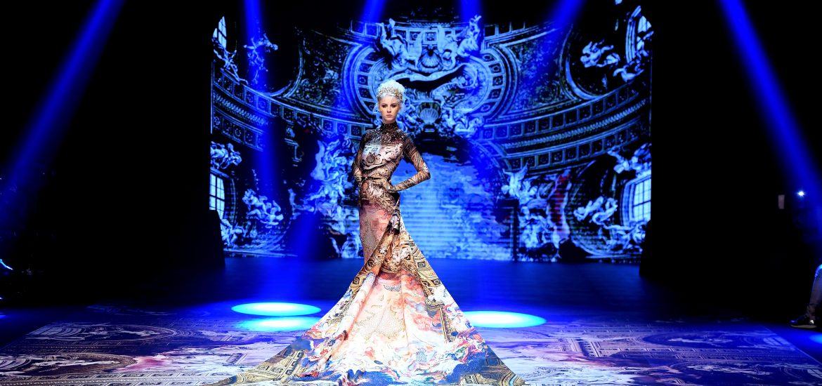 Michael Cinco - Fashion Forward Dubai Season 9 - (Photo by Stuart C. Wilson/Getty Images)