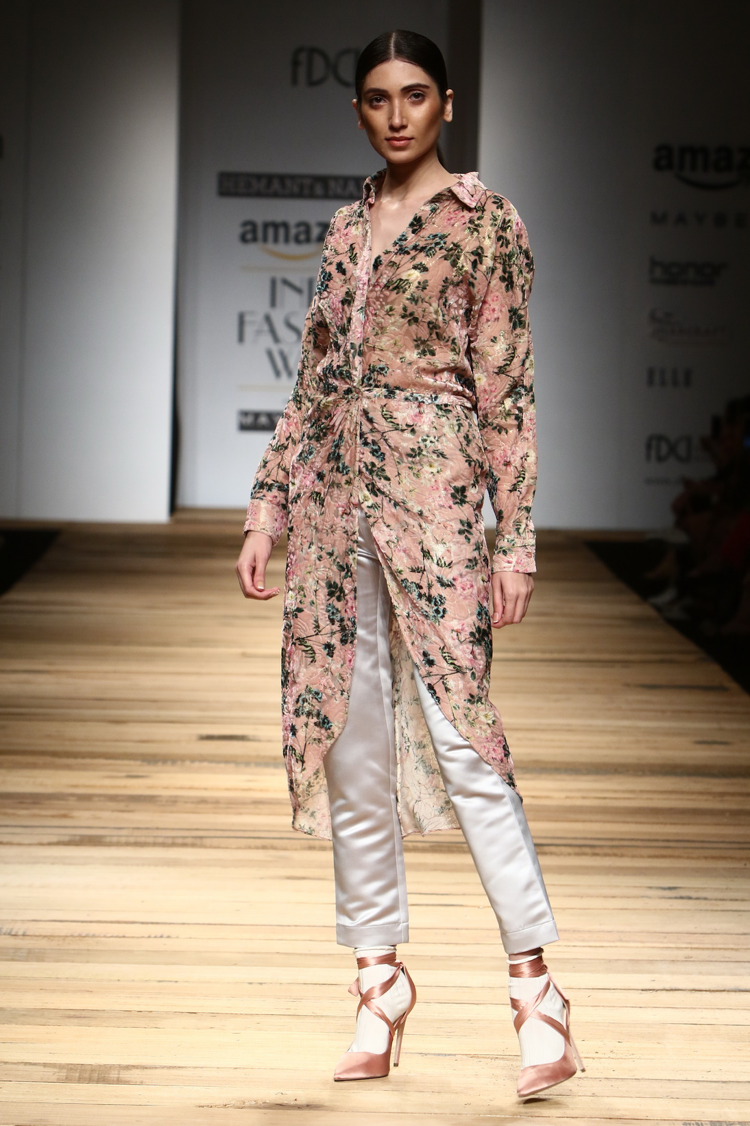 Hemant & Nandita - Amazon India Fashion Week AW17