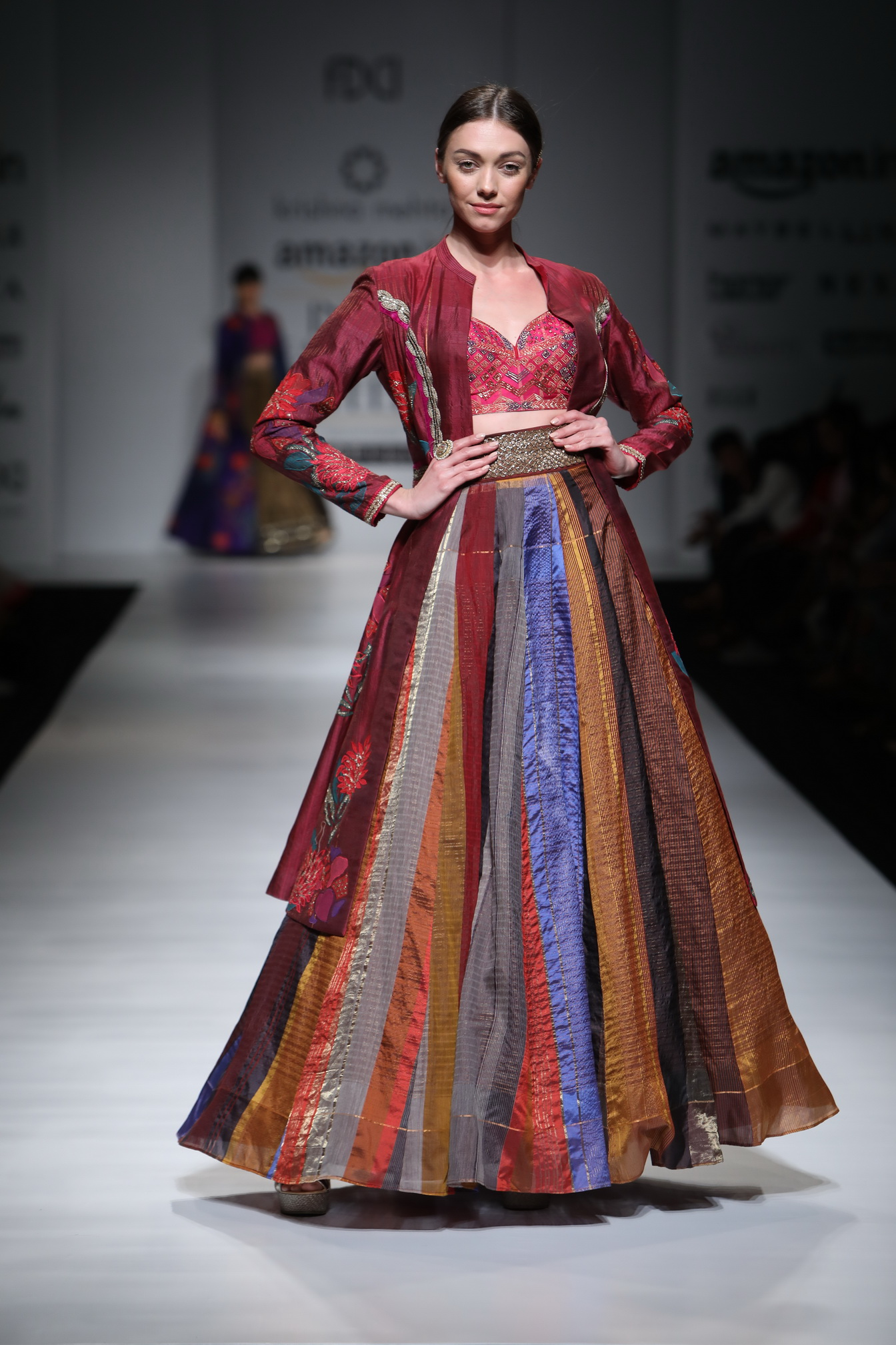Krishna Mehta - Amazon India Fashion Week AW17